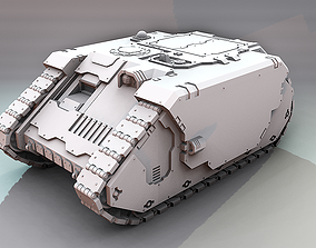 3D printable model Terran Aion Advancer