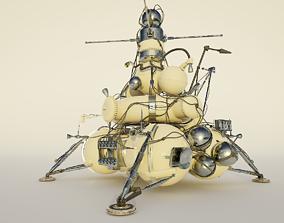 Luna 16 3D