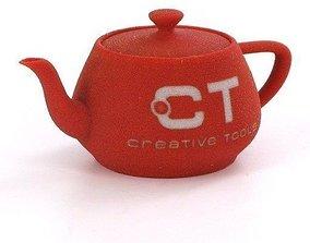 3D print model Utah teapot