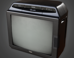 Television - CLA - PBR Game Ready 3D asset