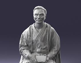 Funakoshi Gichin 1205 3D model