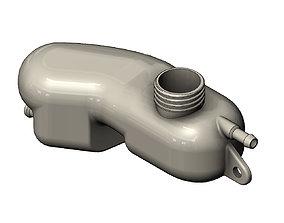 3D print model Coolant Tank for Yamaha Aerox and MBK Nitro
