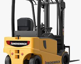 3D model Forklift Jungheinrich 01