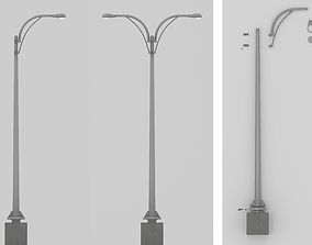Standard Streetlight 3D