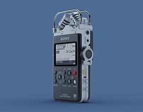 3D model Sony PCM-D100