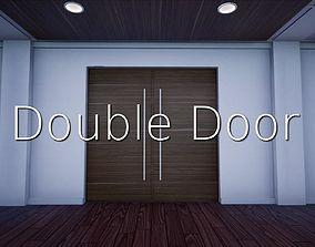 3D asset Double Door SHC Quick Office LM