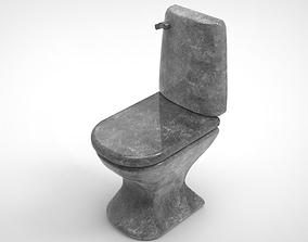 Toilet 3 3D print model