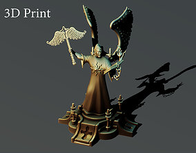 3D printable model Preacher