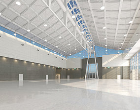3D warehouse Exhibition Hall