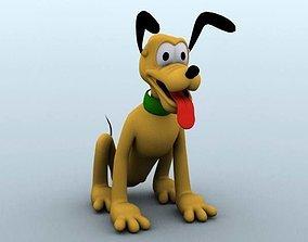 puppies 3D Pluto