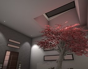 Luxury Apartment 3D model
