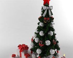 3D tree Christmas tre