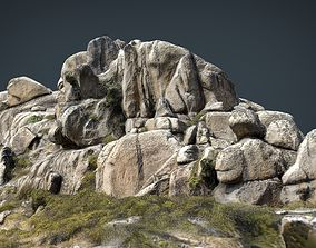 MOUNTAIN ROCKS 2 3D model