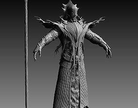 3D Necromancer