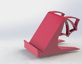 Wind Phone Holder Dragon 3D printable model
