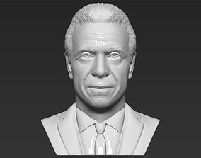Andrew Cuomo bust 3D printing ready stl obj formats