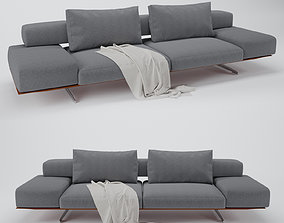 3D Wing Sofa
