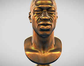 George Floyd Memorial Bust 3D model
