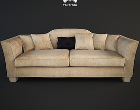 3-Seater Sofa Daniel by Dolfi 3D model