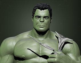 smart hulk 3D print model