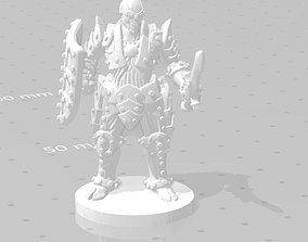 War 3D Print Figurine