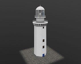 3D asset Light House Doobskiy