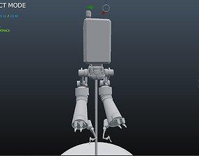 Robotic Helper V1 Nier Automata 3D model