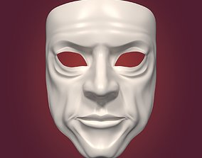 Anonymous Mask 3D model