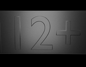 3D Twelve plus 3