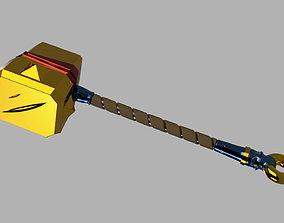 3D print model Cael hammer