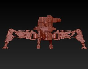 machinery turret 3D printable model