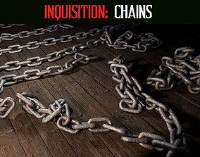3D model Inquisition - Chains
