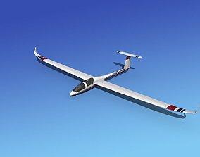 DG-1000 Glider V09 3D