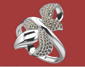 tribal 3d ring