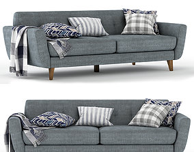 3D Chill two seat sofa