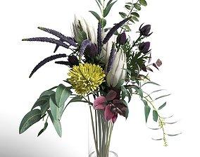 3D model Corporate Flowers 3