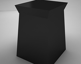 3D model modern night table
