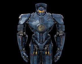 3D Pacific rim Gipsy avenger