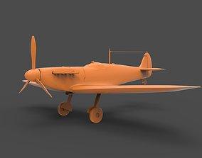 3D printable model Supermarine Spitfire