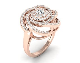 solitaire wedding engagement women ring 3