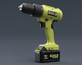 3D asset Guild Drill