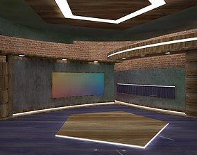 Visual Studio 3D TV panel