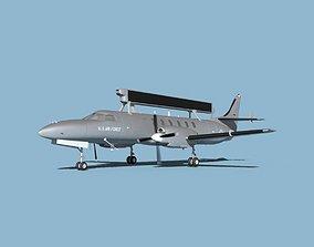 Swearingen RC-26 Condor V01 US Air Force 3D