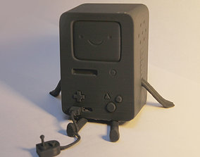 3D printable model beemo from adventure time