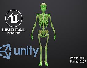 3D asset Substance Skeleton Army