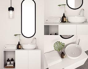 Bathroom 33 3D model