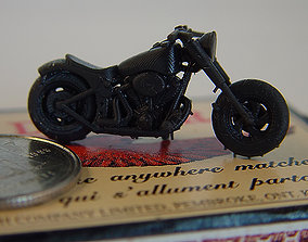 3D print model Harley Davidson 1960