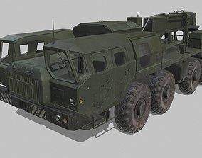 MAZ 7310 3D asset