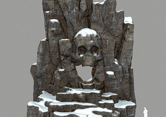 skull cave