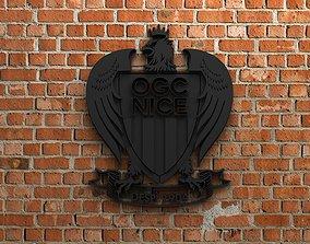 3D printable model OGC Nice logo